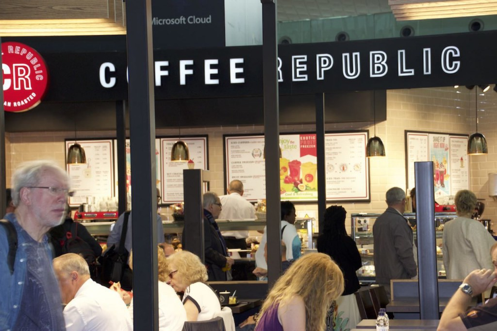 Photo: Barcelona Airport