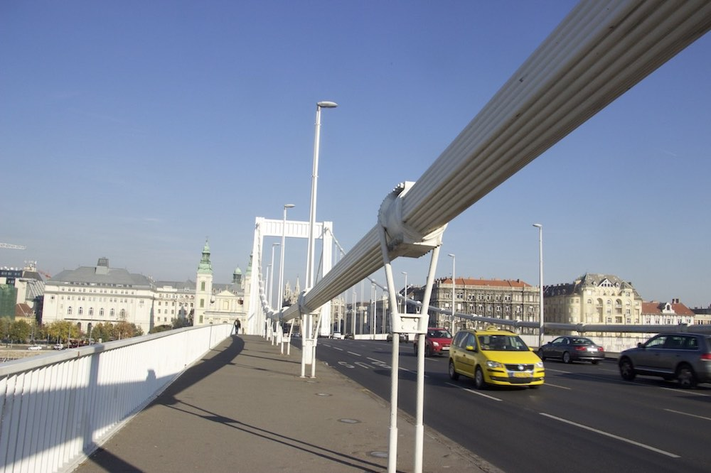 Budapest Pictures: Elisabeth Bridge Budapest