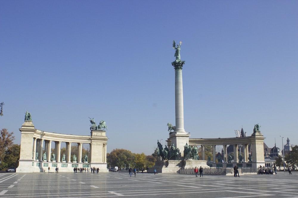 Budapest Pictures: Hősök Tere