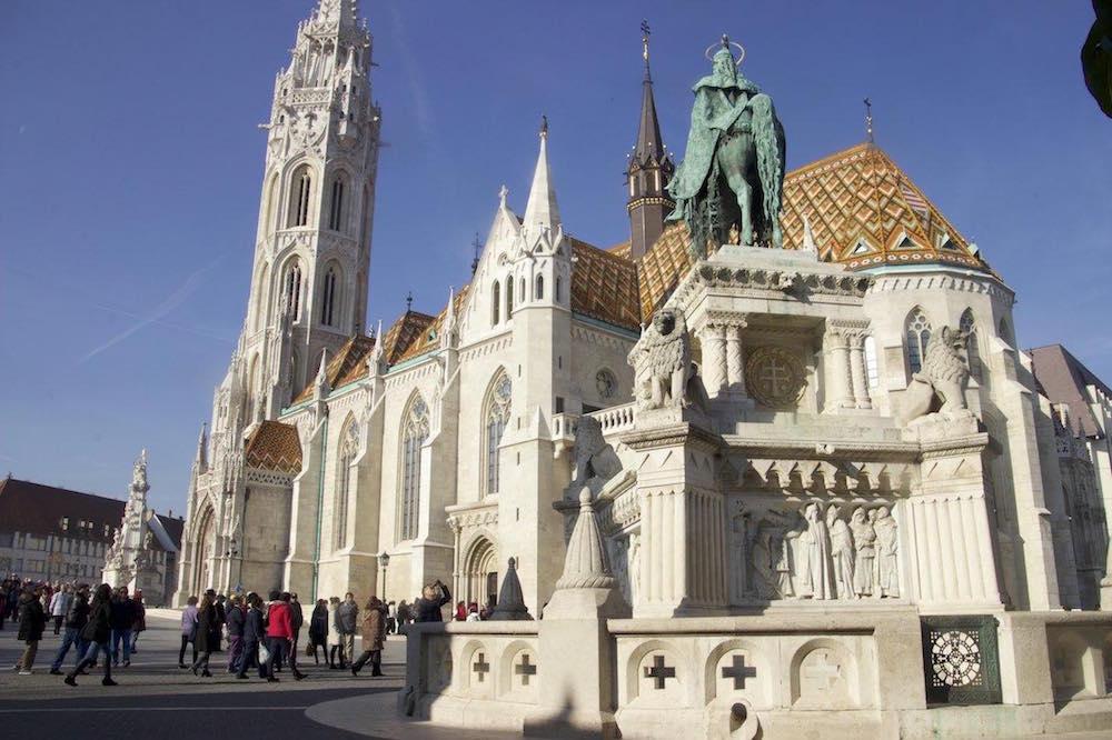 Budapest Pictures: Matthias Church