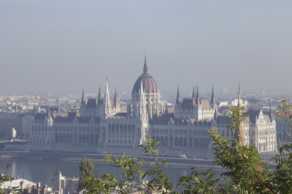 Budapest Pictures: Parliament