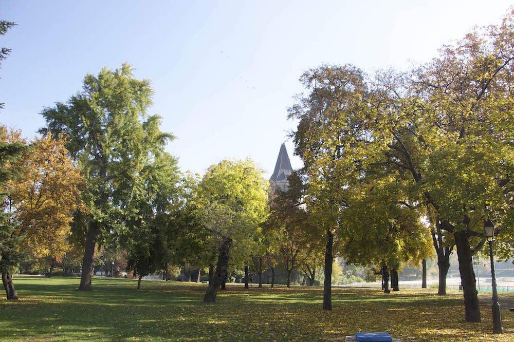 Budapest Pictures: Városliget park