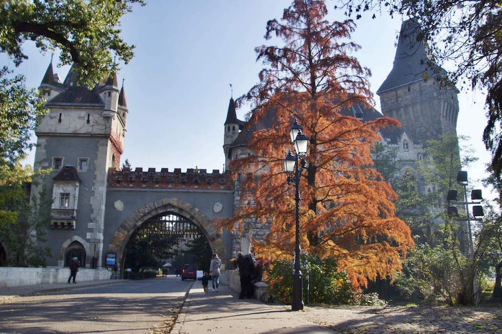 Budapest Pictures: Vajdahunyad Castle