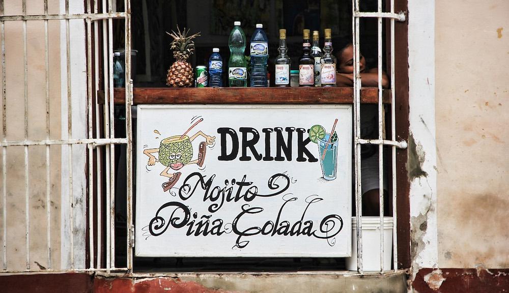 Drink Mojitos in Cuba