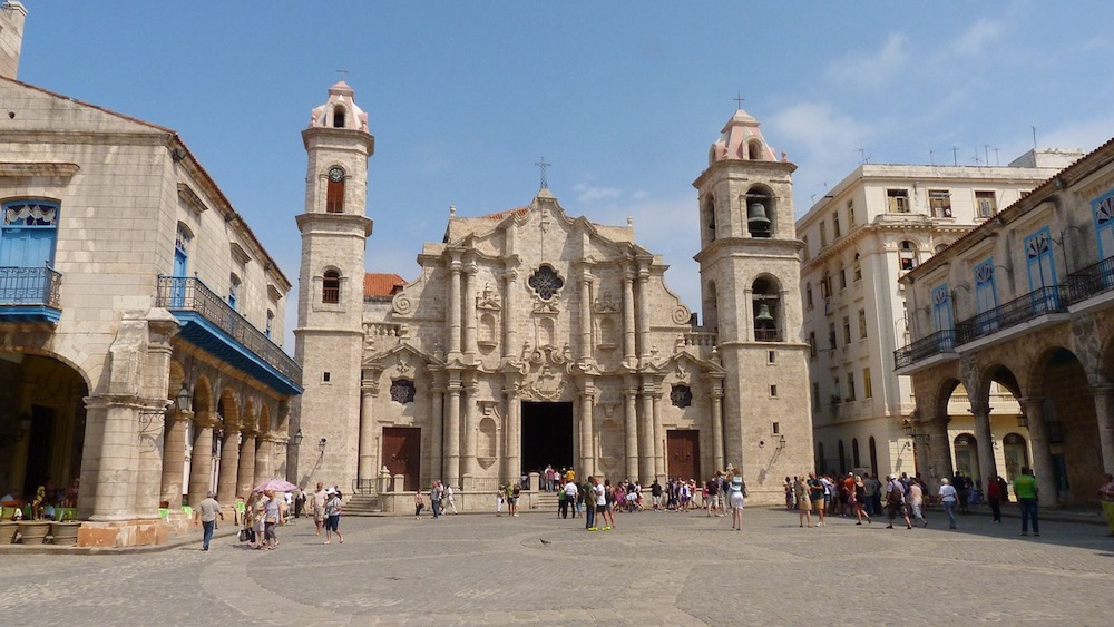 Visit Havana Old City