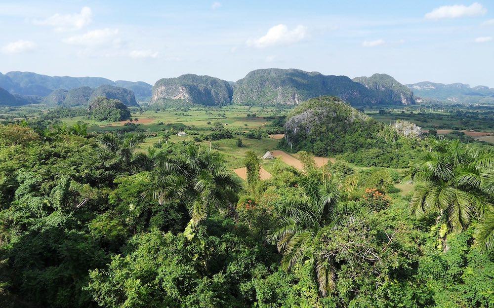 Parque Nacional Vinales in Cuba