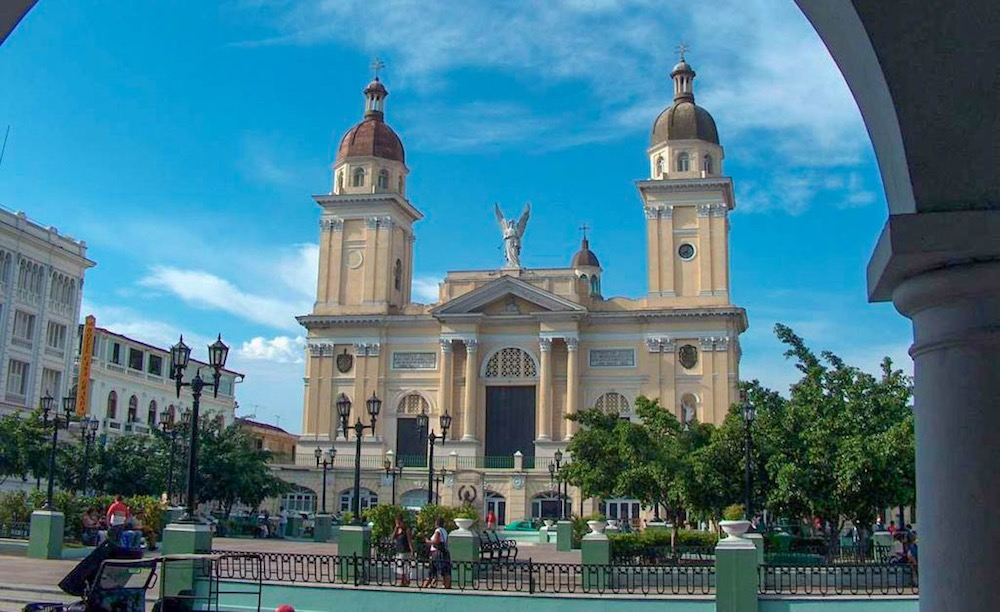 beautiful sight in Santiago de Cuba