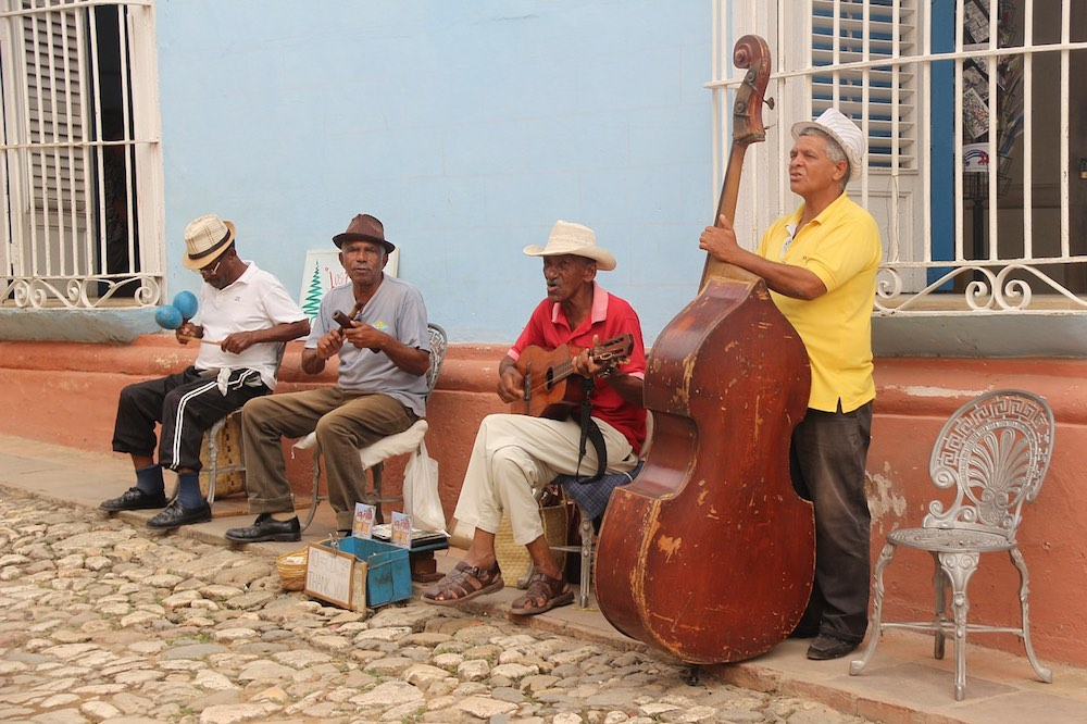 Cuban Salsa Music