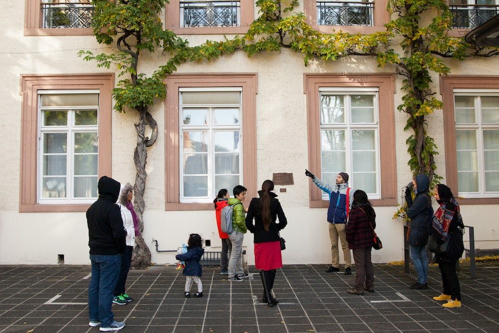 free walking tour krakow